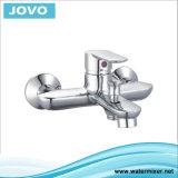 Baignoire simple Faucet&Mixer Jv70402 de mur de traitement de modèle neuf