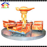 12p Fantasy CHEVAL CARROUSEL Amusement Park merry go round Ride