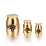 De goedkope In het groot BegrafenisUrn van de As van de Crematie van Juwelen Herdenkings