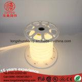 LED 11-15W IP65 IP68のセリウム12V LEDの保証2年ののネオン屈曲ライト