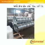 Гальванизированная стальная оправа колеса для оросительной системы оси (W10X24, W12X24, W13X24, W10X38)