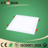 Indicatore luminoso di comitato celato quadrato ultrasottile di 24W LED con Ce/RoHS