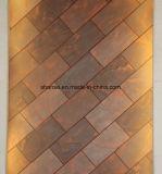 Telha cerâmica flexível Anti-Cracking Moisture-Proof Fácil-Deco com GV