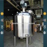 Tanque de mistura líquido farmacêutico do xarope de açúcar