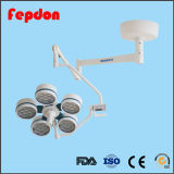 Lâmpada médica do Ce dobro do teto com FDA (YD02-LED5+5)
