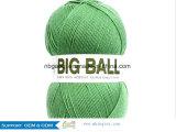 il cotone delle matasse 50g gradice il filato acrilico per lavorare a maglia