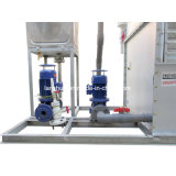 Torre de Resfriamento de Closed-Type economizando energia chiller de água de refrigeração industrial