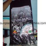 25kg schöner Reis-Beutel des Drucken-BOPP mit verschiedenen Farben