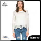 Ladies Online Distressed Fashion Knitwear Vestuário Vestuário