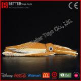 Het Realistische Gevulde Mariene Dierlijke Levensechte Zachte Stuk speelgoed van de Pijlinktvis van de Pluche van Inktvissen ASTM Reuze