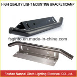 Black / 8k Mirror License Number Plate Light Support de montage (SG219)