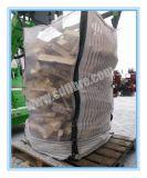Grosser Behälter-Ineinander greifen-Beutel der Masse-FIBC für Verpackungs-Holz