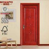 Portello del blocco per grafici di legno della camera da letto di ingegneria da vendere (GSP8-022)