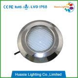 con l'indicatore luminoso del raggruppamento della lampadina LED del posto adatto PAR56 dell'acciaio inossidabile