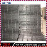 塀の網によって電流を通される5X5 4X4によって溶接される正方形のステンレス鋼の金網