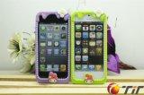 Paragolpes de silicona para iPhone 5