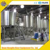 Equipo de la cervecería de la cerveza del depósito de fermentación del vino del acero inoxidable
