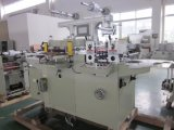 Stempelschneidene Maschine mit Laminiermaschine