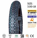 Denti 3.00-18 di Bajaj della gomma del motorino del pneumatico del motociclo della motocicletta