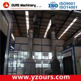 Farbanstrich-Raum mit CER und ISO-Zustimmung