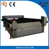 Cnc-CO2 Laser-Maschine für Ausschnitt und Scherblock des Stich-/Laser