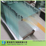2mm-19mm Clear Flat Tempered Glass for Building
