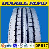 O caminhão radial do tipo dobro superior da estrada do pneu 12.00-20-18pr 315/80r22.5-20pr do caminhão cansa 315 80 22.5