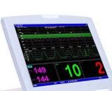 Meditech Monitor Fetal portátil con alarma de sonido y color