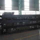 GB Q235、Ss400、3sp、5sp DIN S235jrの鋼鉄鋼片