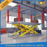 Système vertical électrique de stationnement de véhicule de garage souterrain