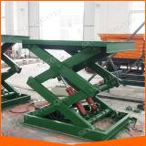 Table basse élévatrice à ciseaux hydraulique hydraulique de bonne qualité à vendre