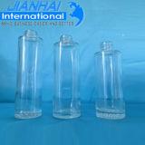 Botella de cristal cosmética de la loción de la alta calidad transparente