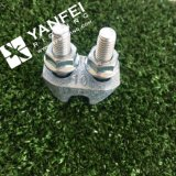 DIN1142 Galvanized Malleable Wire Rope Clip