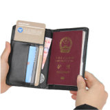 カードおよび猿のためのRFIDの安全パスポートカバー