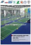 Materiais de revestimento de esportes de poliuretano para basquetebol / voleibol / tribunal de Badmiton