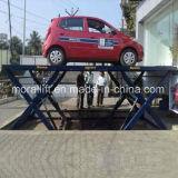Inground油圧車の駐車上昇