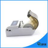 Impresora portátil portable de la etiqueta de la impresora portable de la etiqueta