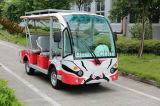 Ce keurde Bus van het Sightseeing van 8 Persoon de Elektrische goed