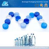 Het plastiek dekt Drinkwater af
