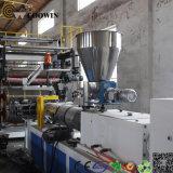 Ligne en plastique en bois d'extrusion de la qualité PVC/PE/PP