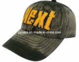 면에 의하여 세척되는 야구 모자 (YYCM-120125)