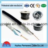 CCTV RG59+2c Câble coaxial Câble coaxial RG59 avec 2 fil d'alimentation