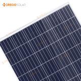 Morego PVの光起電多太陽電池パネルのモジュール100W - 320W