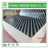 18mm Construction Grade pour Building Black/Brown/Anti-Slip Film Faced Plywood