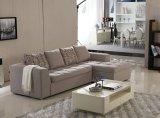 Mobiliário chinês/Combinação Sofá/Hotel Modern Sectional Sofá/Sala de estar sofá moderno/sofá de canto/Tecido de Revestimento sofá moderno (GLMS-019)