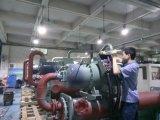 Refrigeratore di acqua raffreddato ad acqua a vite del Ce per uso del condizionamento d'aria