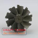 Asta cilindrica della rotella di turbina di Gt17 434533-0018