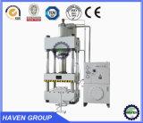 hydraulische Presse der doppelten Bewegung von vier Spalte