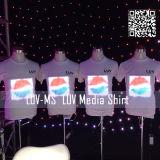 Sound Activated Custom LED-T-shirt