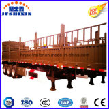 Direktes Factory Price 3 Axle Single or Double Tyre Fence Stake Cargo Utility Truck Trailer für Sale